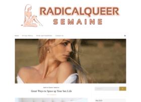 radicalqueersemaine.org