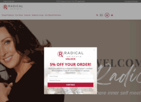 radicalskincare.com