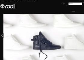 radiifootwear.eu