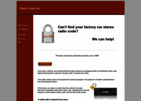 radio-code.com