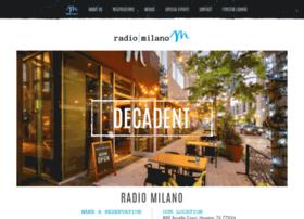 radio-milano.com