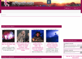 radio.efestivals.co.uk