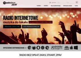 radio.musicdays.pl