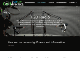 radio.thegolfdirector.com