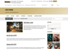 radio.uccs.edu