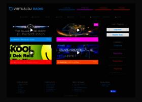 radio.virtualdj.com