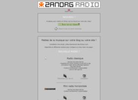 radio.zanorg.com