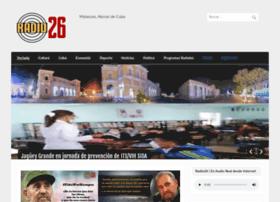 radio26.cu