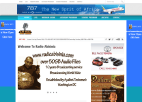 radioabisinia.com