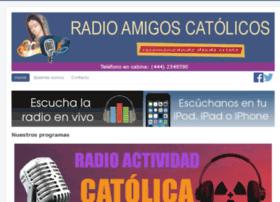 radioamigoscatolicos.com