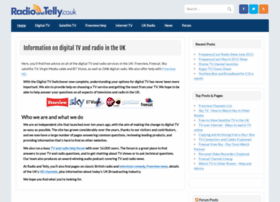 radioandtelly.co.uk