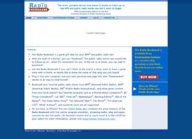 radiobookmark.com
