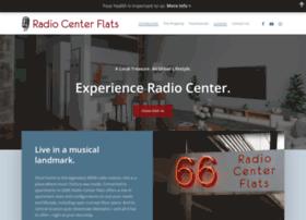 radiocenterflats.com