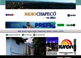 radiochapeco.com.br