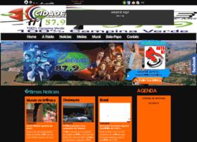 radiocidadefmcv.com.br