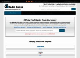 radiocodes.co.uk