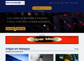 radiocomunidadeviva.com.br