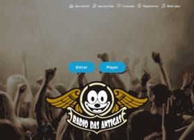 radiodasantigas.com.br