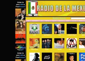 radiodelamexico.com