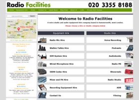 radiofacilities.com