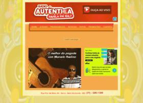 radiofavelafm.com.br