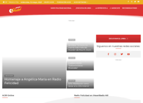 radiofelicidad.com.mx