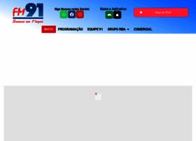 radiofm91.com.br