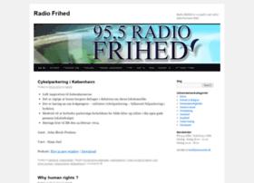 radiofrihed.dk