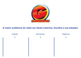 radioguararema.com.br
