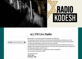radiokodesh.com