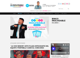radiolainolvidable.com.pe