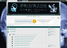 radiology-primaries.forumotion.com