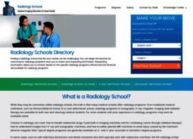 radiology-schools.com