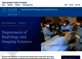 radiology.emory.edu