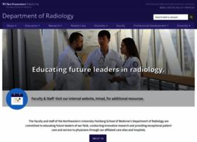 radiology.northwestern.edu