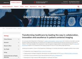 radiology.osu.edu