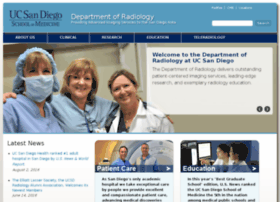 radiology.sdsc.edu