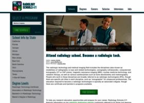 radiologyschools411.com
