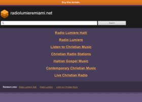 radiolumieremiami.net