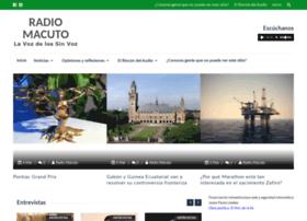radiomacuto.cl