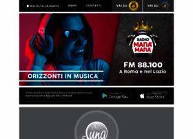 radiomanamana.it