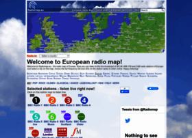 radiomap.eu