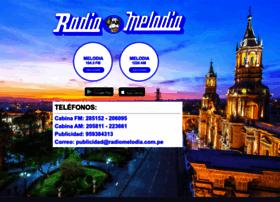 radiomelodia.com.pe