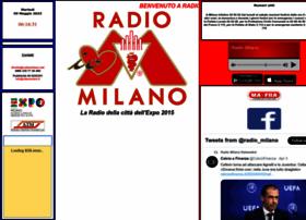 radiomilano.net