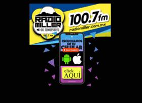 radiomiller.com.mx