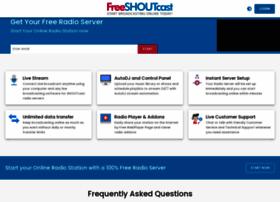 radiomoradadosol.freeshoutcast.com
