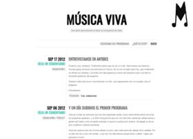 radiomusicaviva.wordpress.com