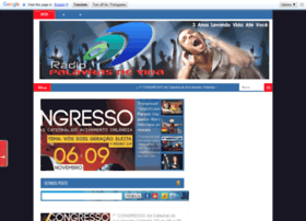 radiopalavrasdevida.blogspot.com.br