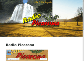 radiopicarona.cl