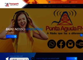 radiopontaagudafm.com.br